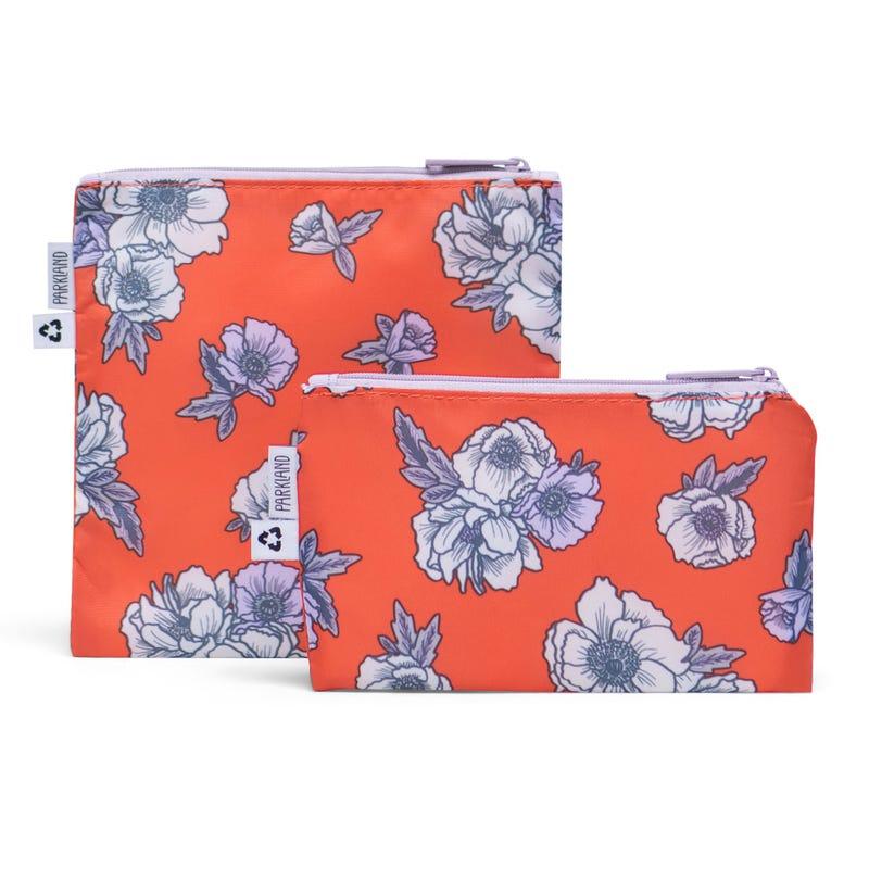 Snack Bag Duo - Poppy