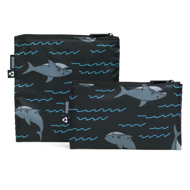 Snack Bag Duo - Shark