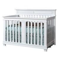 Crib Torino White