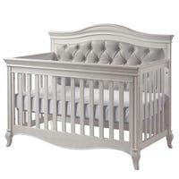 Crib Diamante Vintage White