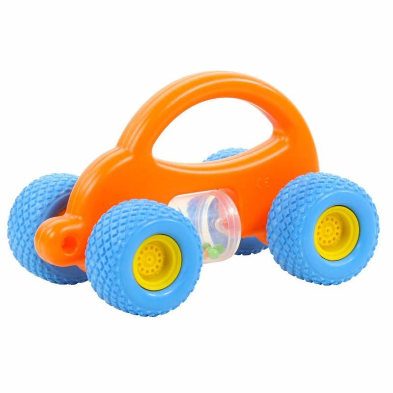 My First Grip Rattle Car - Orange