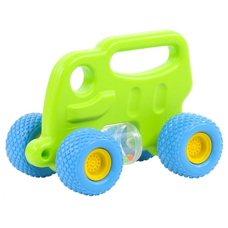 My First Grip Rattle Car - Green