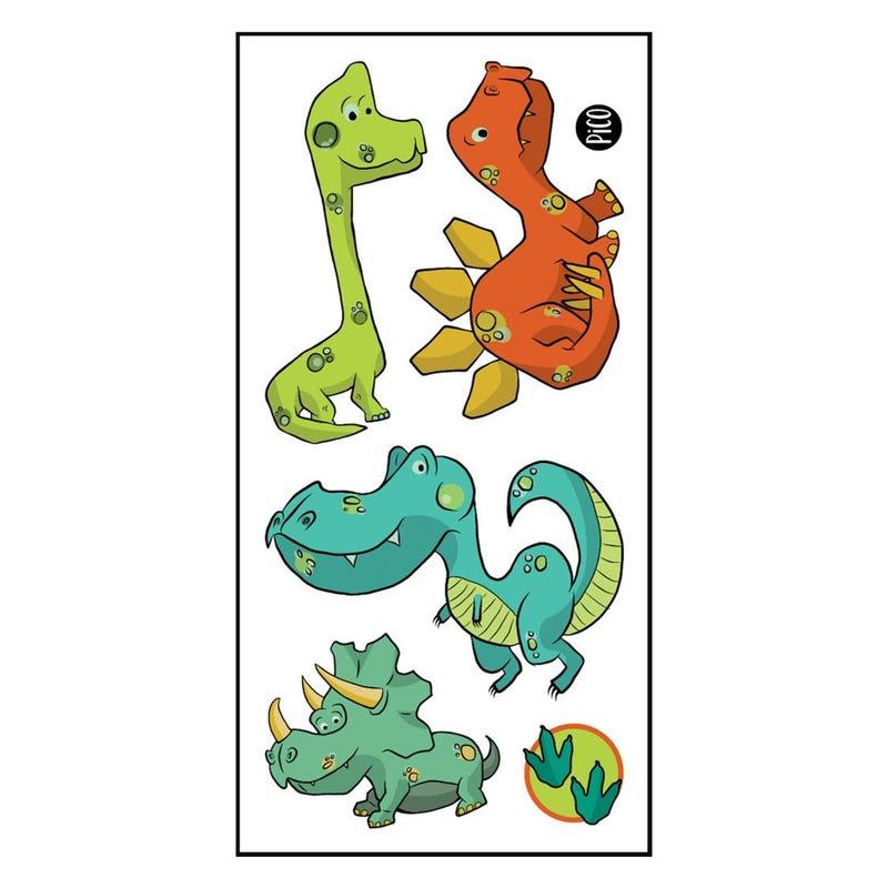 Tatouages Pico-Les Dinos