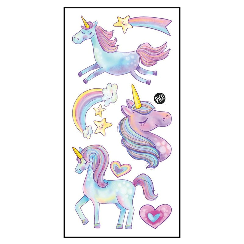 Pico Tattoos - The Cute Unicorns