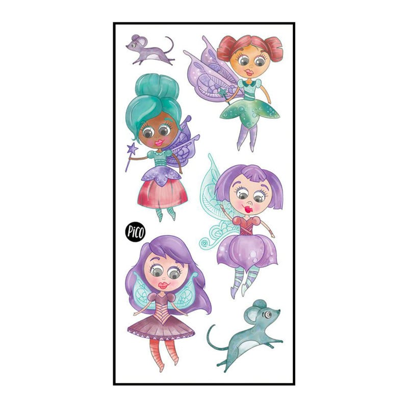 Pico Tattoos - The Delightful Fairies