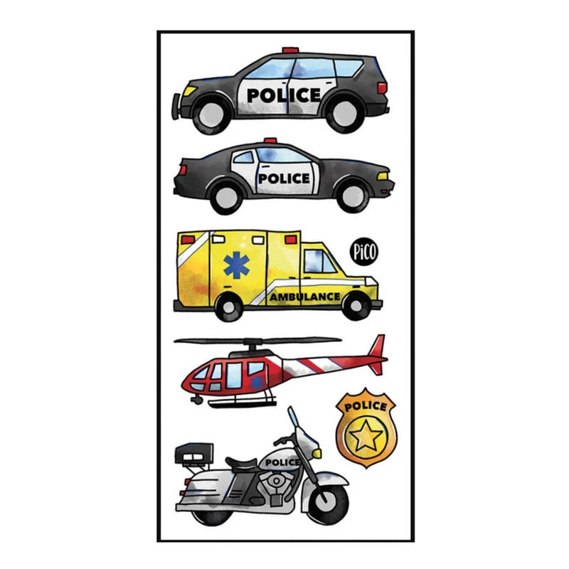 Pico Tattoos - Emergency 911