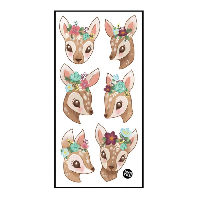 Pico Tattoos - Little Fawns