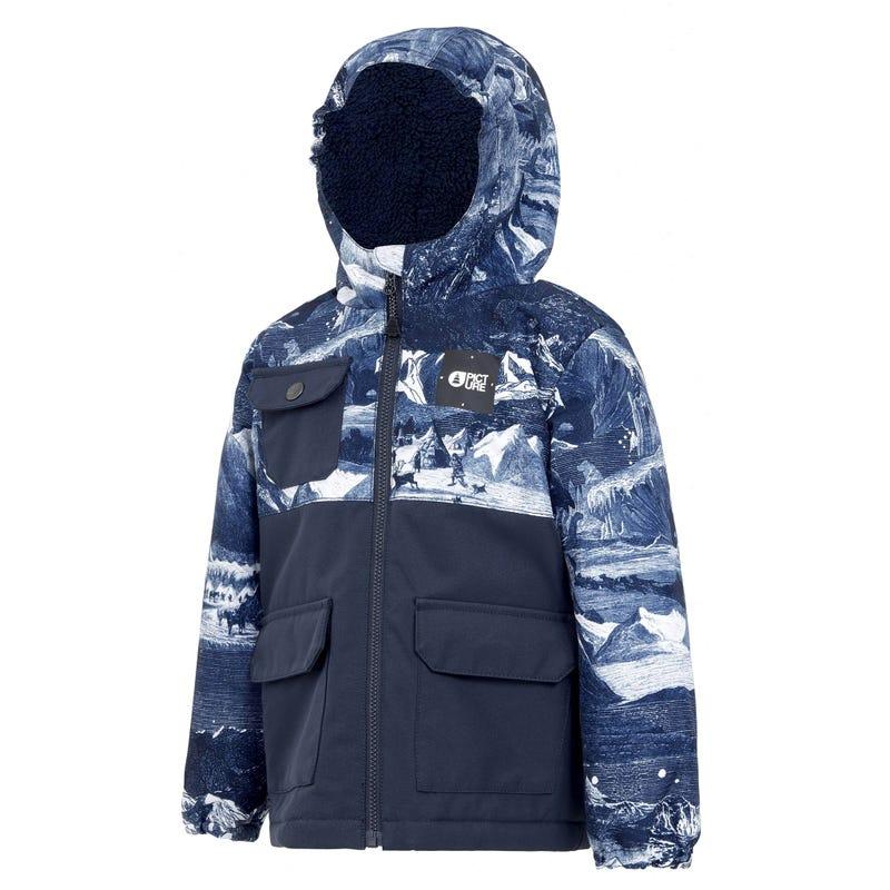 Manteau Imprimé Snowy 3-5ans