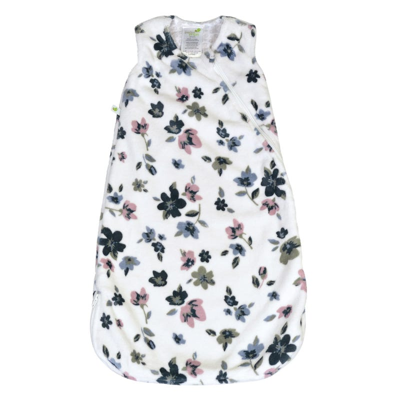 Sleep bag plush flowers 0-36