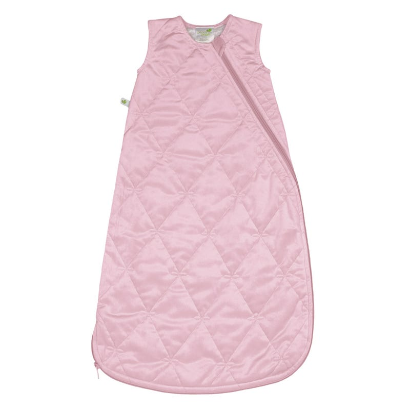 Sleep Bag Velour 0-36 Pink