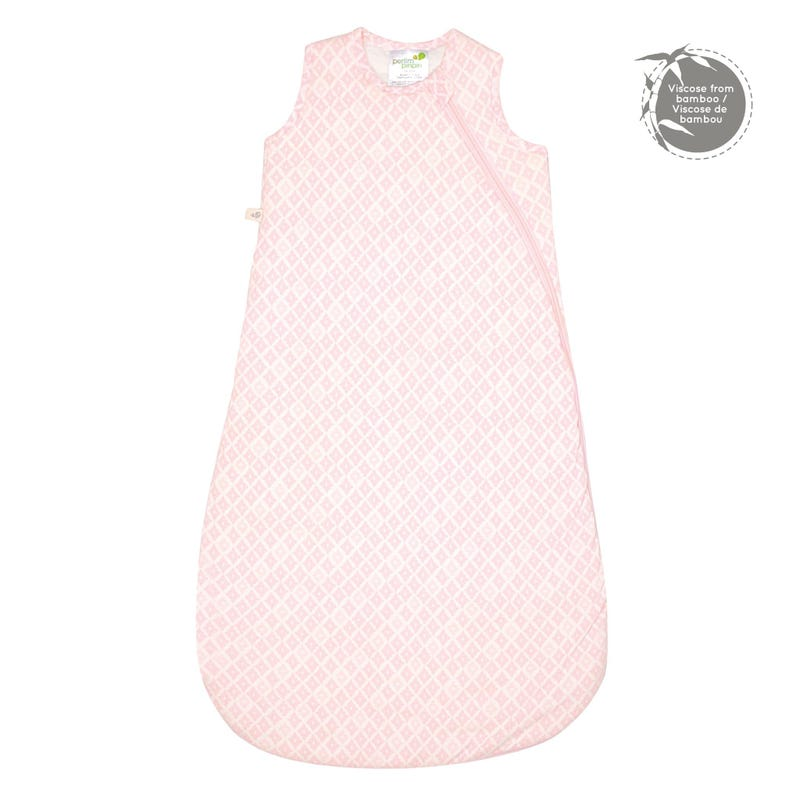 Quilted Bamboo Sleep Bag 2.5T 0-36m - Diamond
