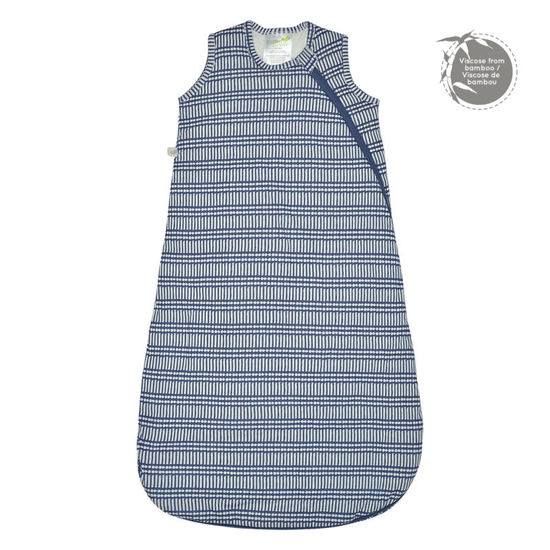 Quilted Bamboo Sleep Bag 2.5T 0-36m - Sticks
