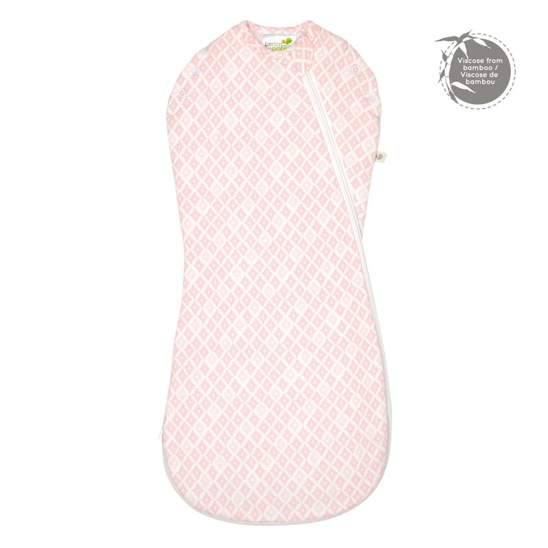 Bamboo Newborn Sleep Bag - Diamond