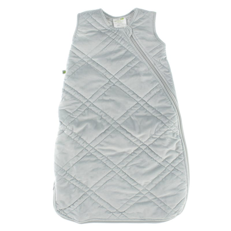 Sleep Bag Velvet 0-36 Grey