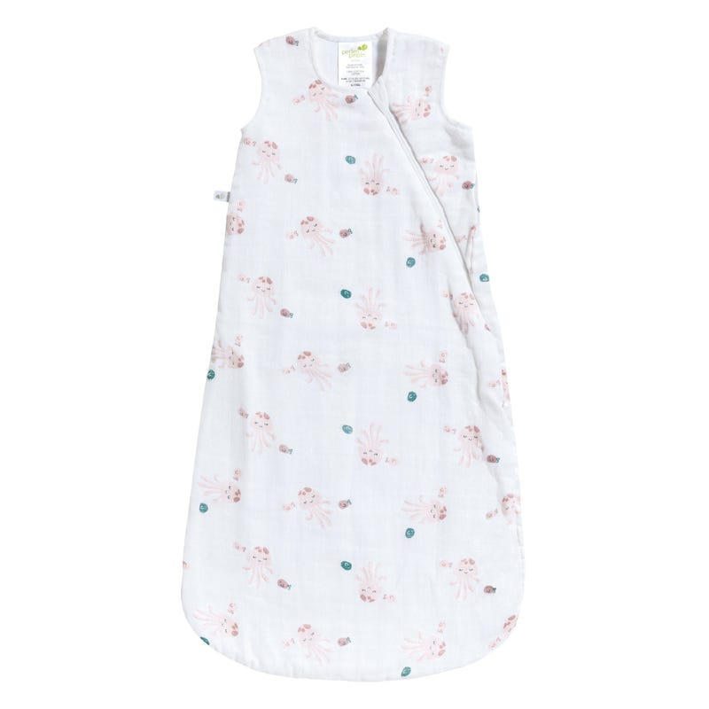 Muslin Sleep Bag 0-36m - Jellyfish