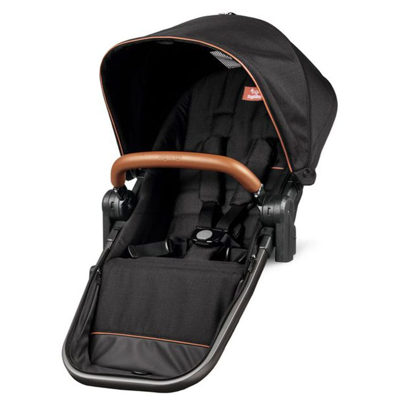 Agio Z4 Companion Seat - Agio Black (Pre-order Shipping March 2021)