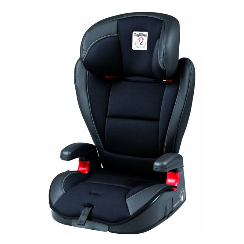 Viaggio HBB 40-120lbs Booster Car Seat - Licorice