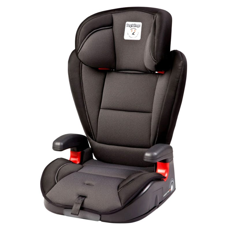 Viaggio HBB 40-120lbs Booster Car Seat - Crystal Black