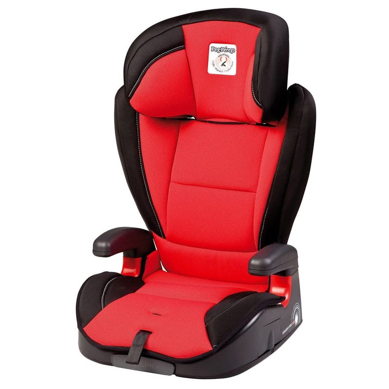 Viaggio HBB 40-120lbs Booster Car Seat - Red