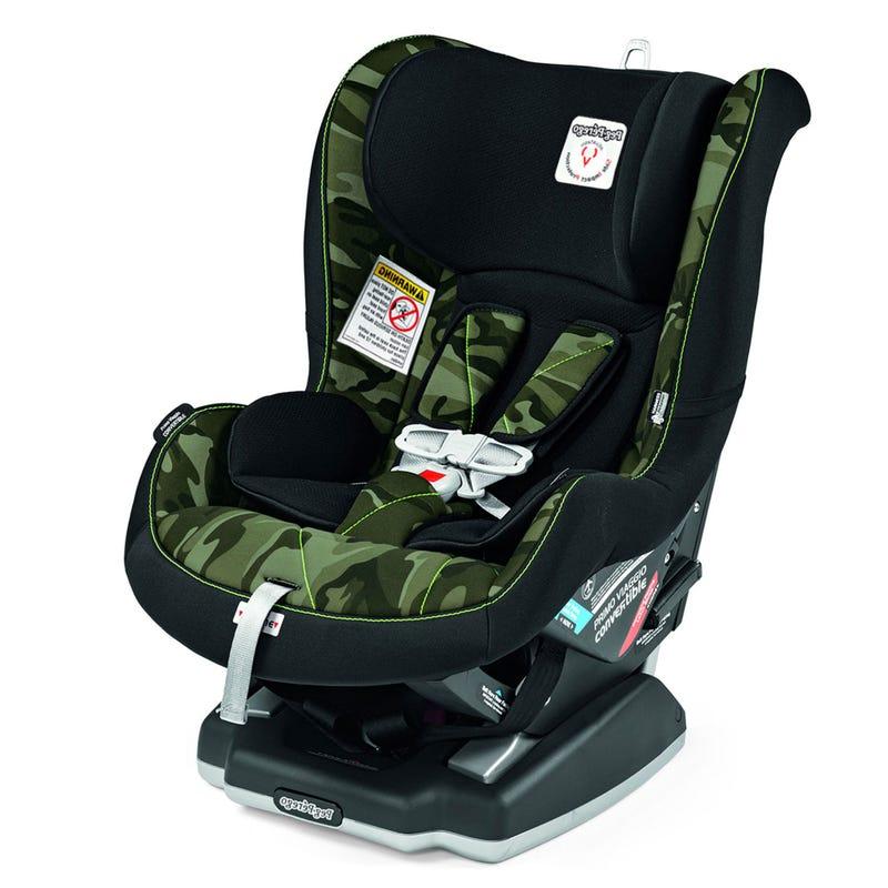 Primo Viaggio 5-65lbs Convertible Car Seat - Camo Green