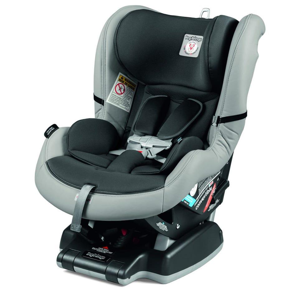 Peg Perego Primo Viaggio 5 65lbs Convertible Car Seat Ice Clement