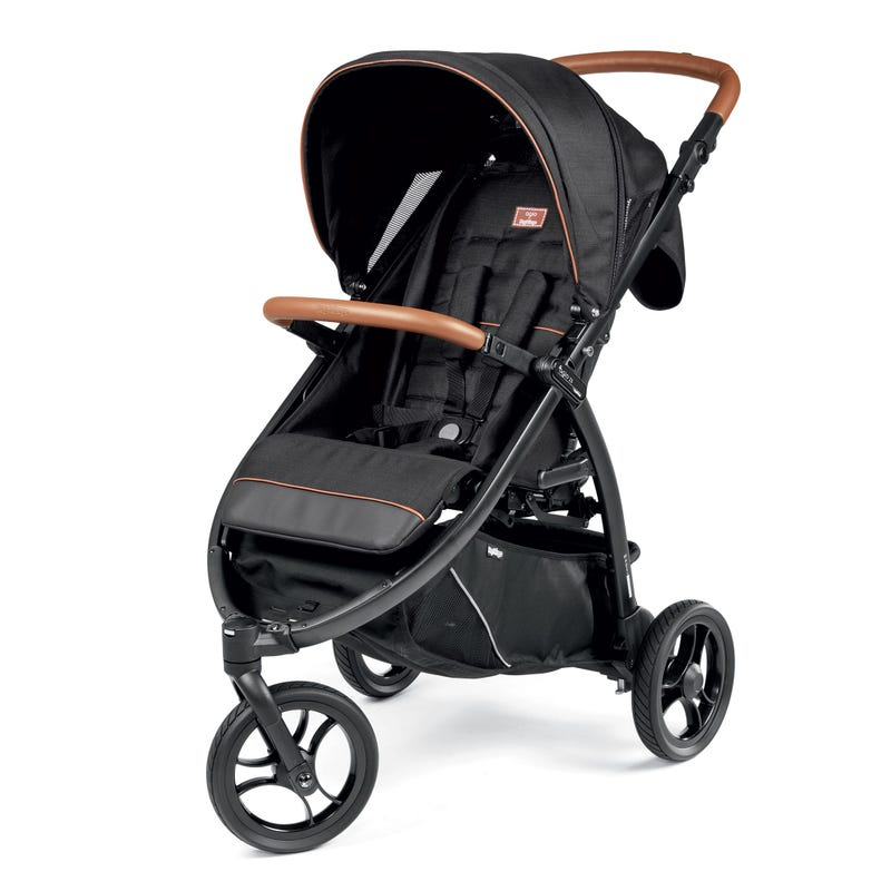 Z3 Stroller - Agio Black