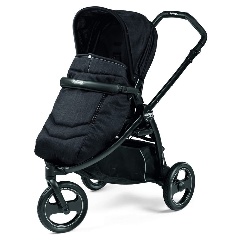 Book Scout Three Wheels Stroller - Onyx