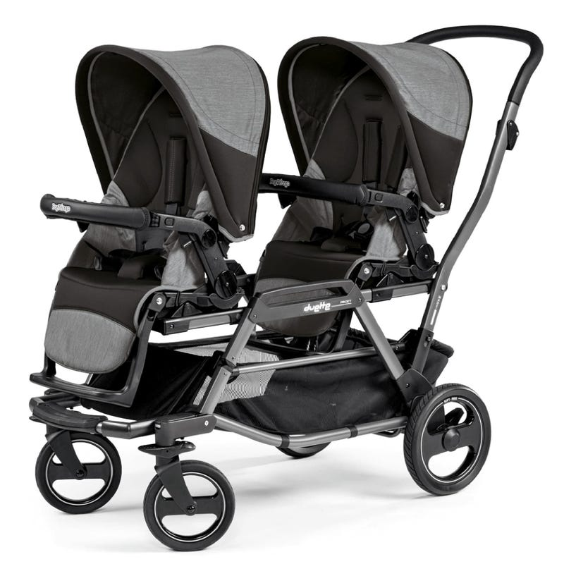 Duette Piroet Double Stroller - Atmosphere