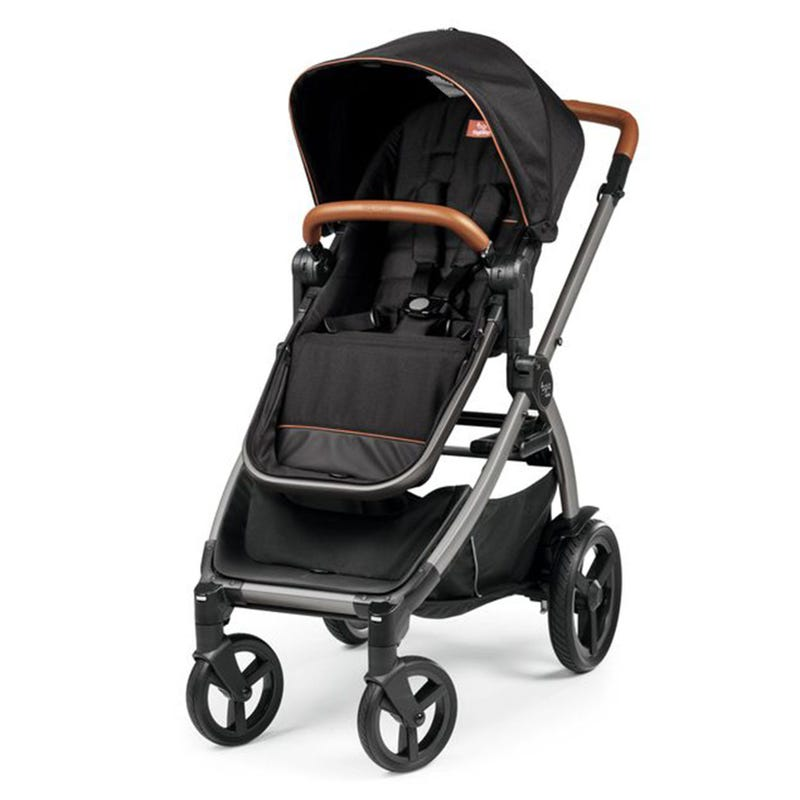 Z4 Agio Stroller Model 2021 - Agio Black (Pre-order Shipping March 2021)