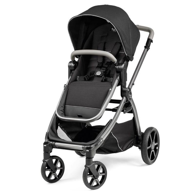 Z4 Agio Stroller Model 2021 - Black Pearl (Pre-order Shipping May 2021)