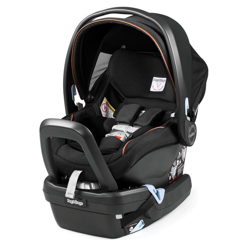 Primo Viaggio 4-35lbs Nido Car Seat - Agio Black