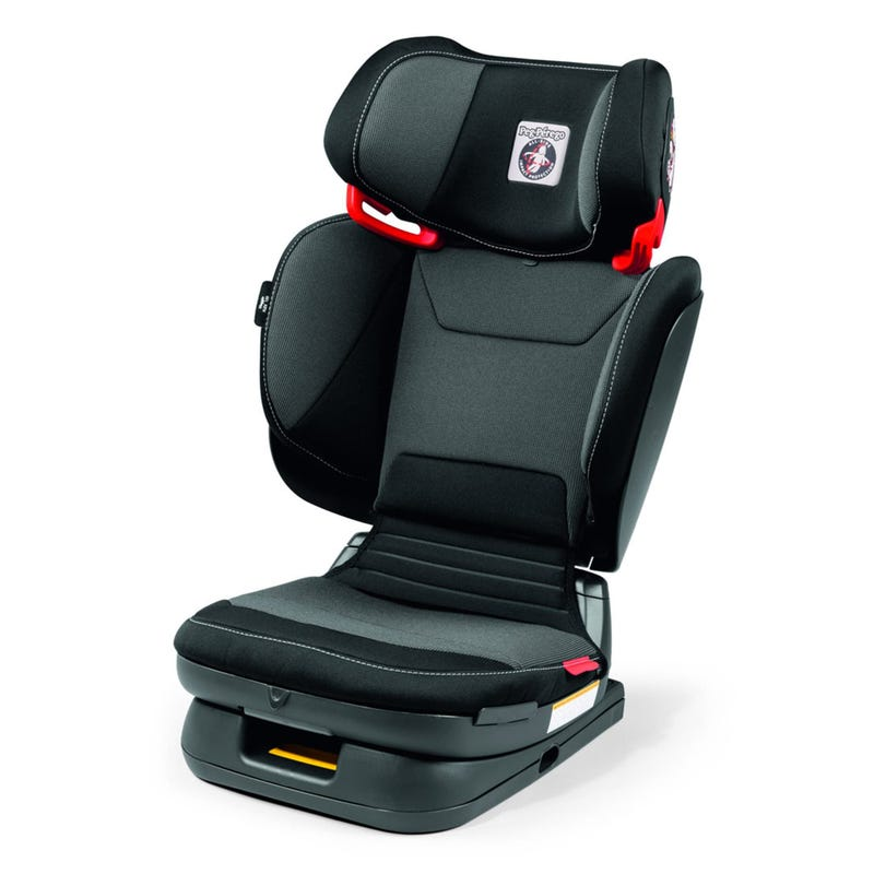 Viaggio Flex 40-120lbs Rigid Latch Car Seat - Crystal Black