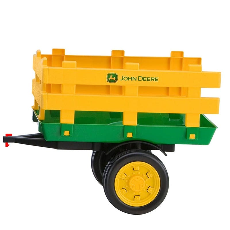 John Deere Trailer - Green & Yellow