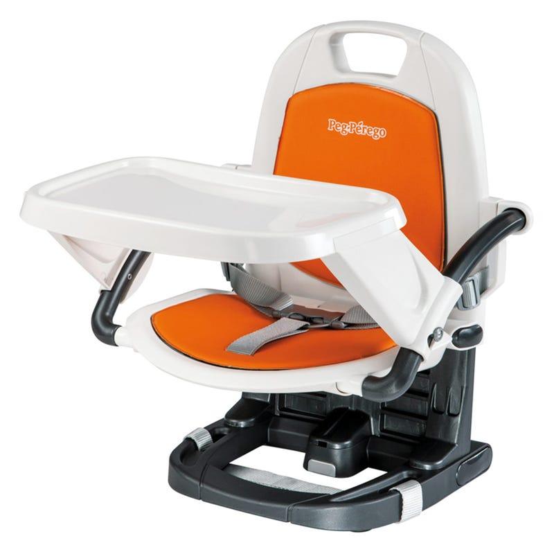 Rialto Booster Chair - Arancia
