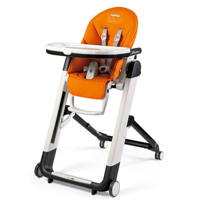 Siesta High Chair - Arancia