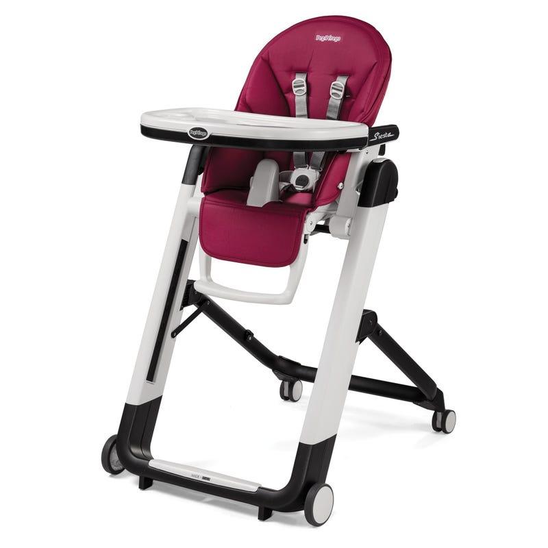 Siesta High Chair - Berry