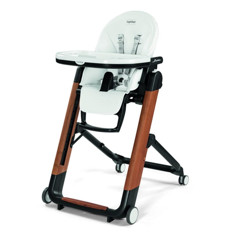 Siesta High Chair - Ambiance Brown