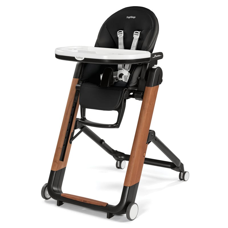 Siesta High Chair - Agio Black