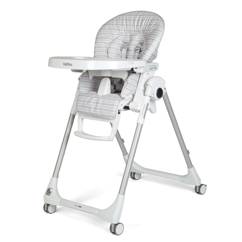 High Chair Prima Pappa Zero 3 - Linear Grey