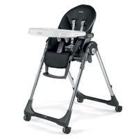 Prima Pappa Zero3 Hi Tech High Chair - Licorice Chrome