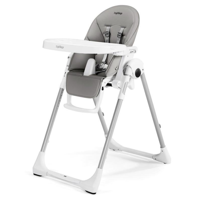 Chaise Haute Prima Pappa Zero-3 - Ice