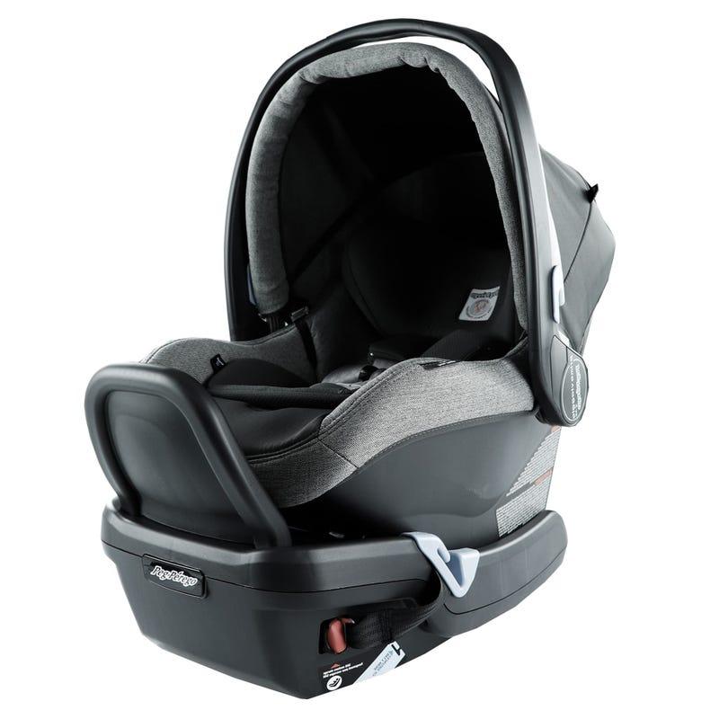 Primo Viaggio 4-35lbs Car Seat - Lux Gray
