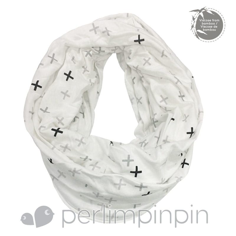 Bamboo Nursing Scarf - Plus