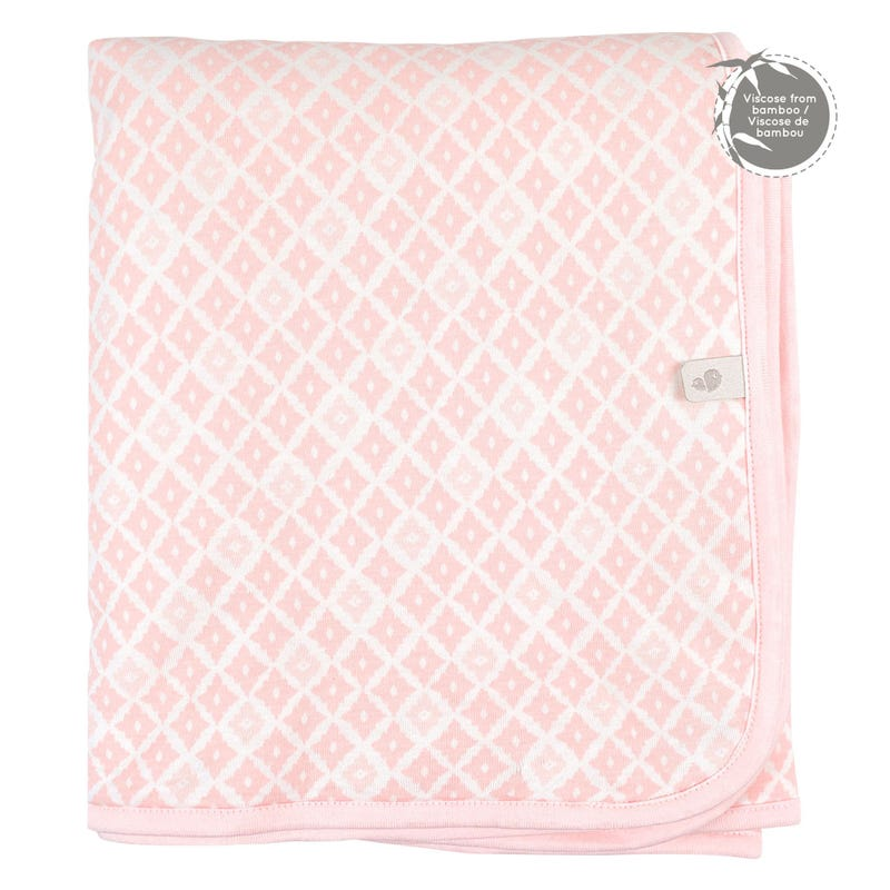 Bamboo Quilted Blanket - Diamond