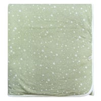 Bamboo Quilted Blanket Stars