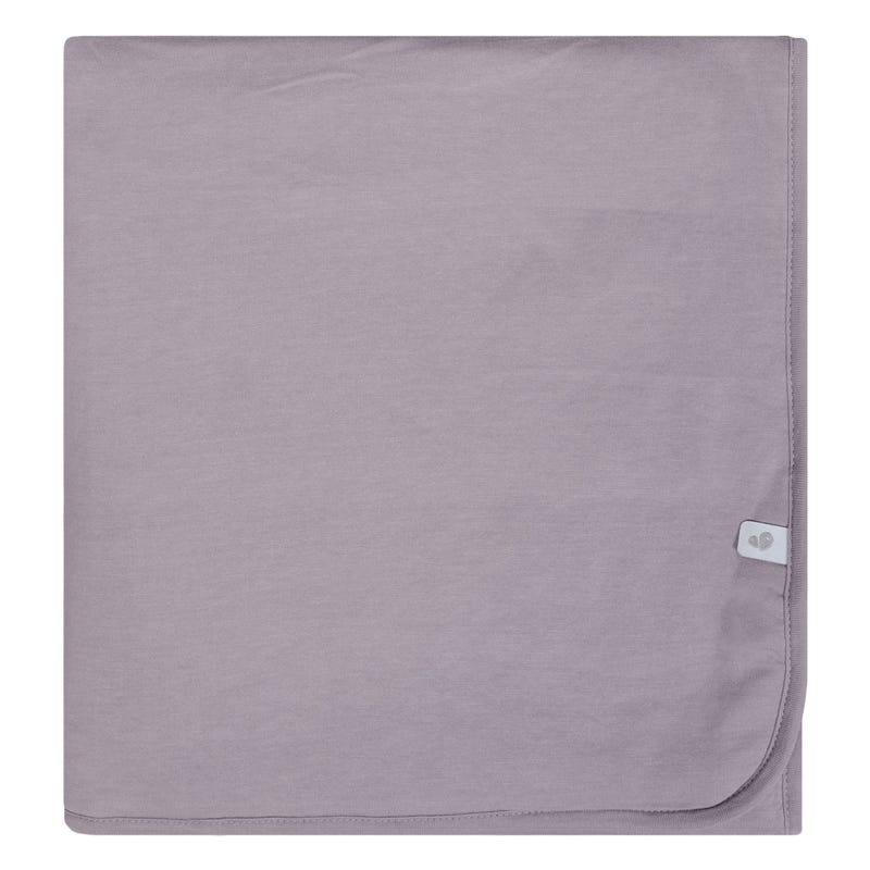 Couverture Bambou - Prune