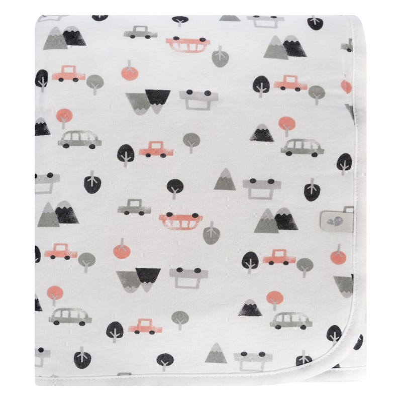 Couverture Bambou - Voitures