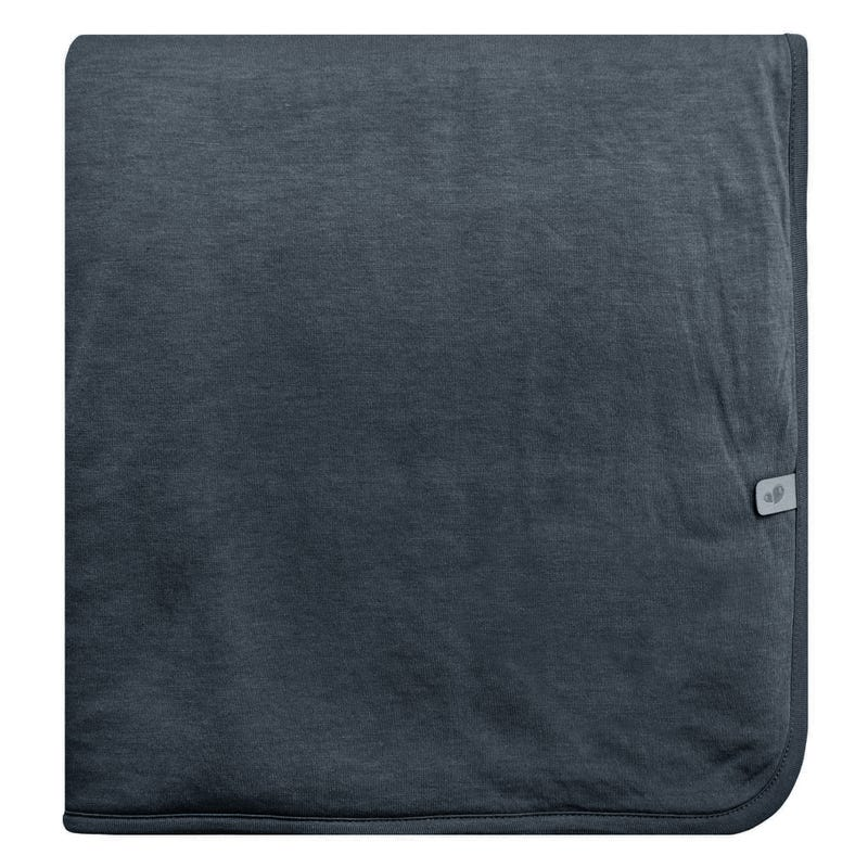 Couverture Bambou - Charcoal