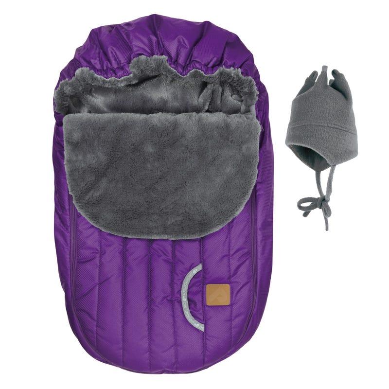 Car seat cover Purple