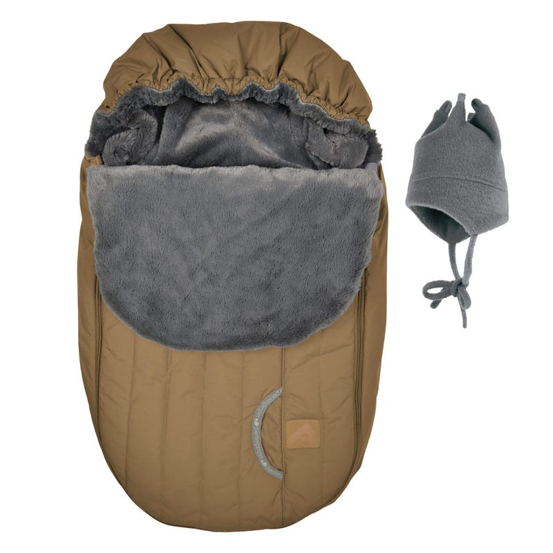 Car seat cover Camel